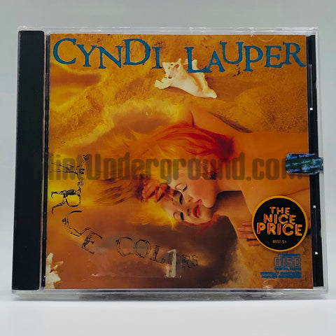 Cyndi Lauper: True Colors: CD