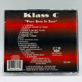 Klass C: What Hood Is That: CD