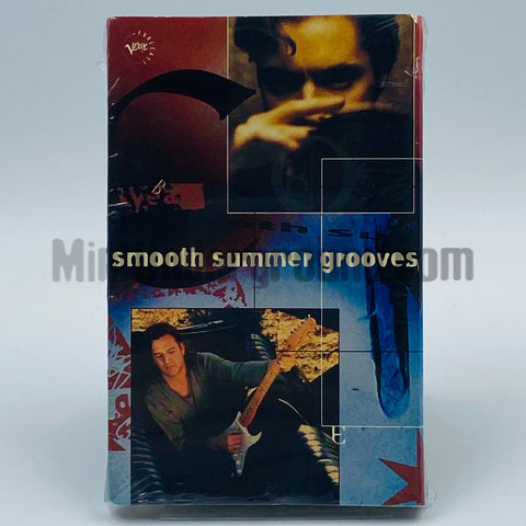 Various Artists: Smooth Summer Grooves: Cassette