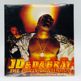 JD featuring Da Brat: The Party Continues/We Just Wanna Party: CD Single