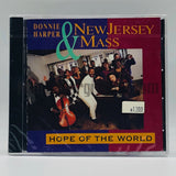 Donnie Harper & New Jersey Mass: Hope Of The World: CD