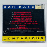 The Bar-Kays/Barkays: Contagious: CD