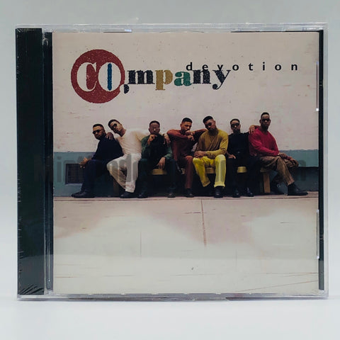 Company: Devotion: CD