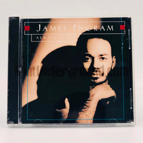 James Ingram: Always You: CD