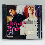 Juvenile Style: Brewed In South Central: CD