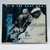 J And The Phatman: Keep It Comin: CD Single