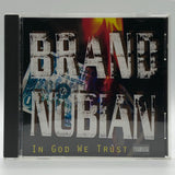 Brand Nubian: In God We Trust: CD