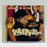 Heavy D & The Boyz: Black Coffee (Remix)/Spend A Little Time On Top: CD Single