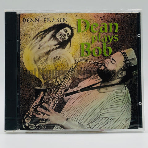 Dean Fraser: Dean Plays Bob: CD