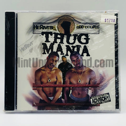 Herm's Odd Couple: Thug Mania: CD