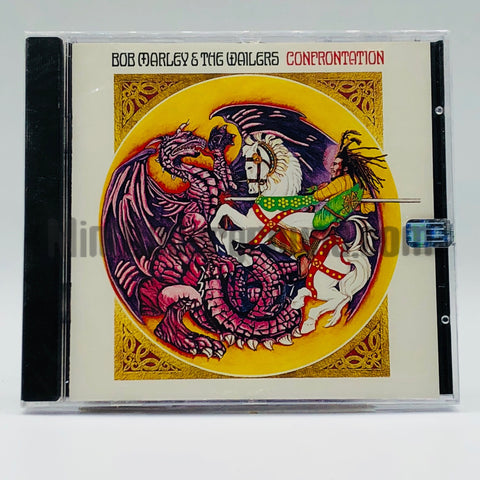 Boby Marley & The Wailers: Confrontation: CD