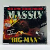 Massiv: Big Man/Top Notch/Fa Sho: CD Single