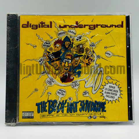 Digital Underground: The Body-Hat Syndrome: CD