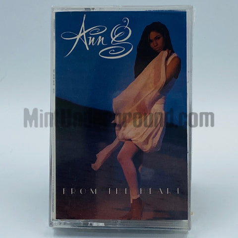 Ann G: From The Heart: Cassette