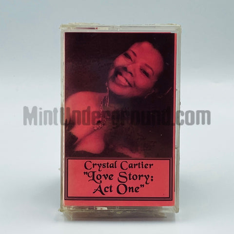 Crystal Cartier: Love Story: Cassette