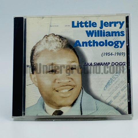 Little Jerry Williams: Little Jerry Williams Anthology: CD