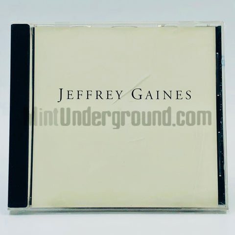 Jeffrey Gaines: Jeffrey Gaines: Promo Sampler CD