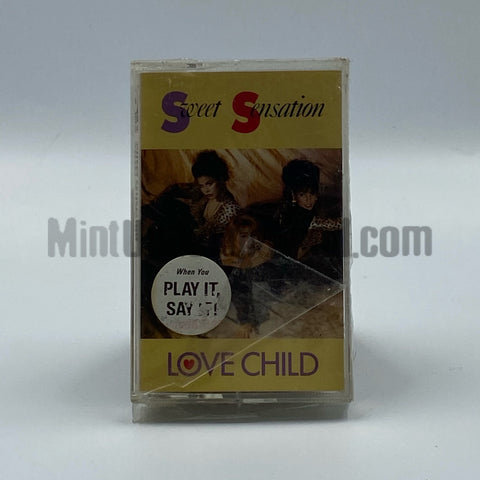 Sweet Sensation: Love Child: Cassette