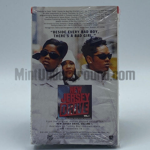 Total Feat. The Notorious B.I.G: Can't You See: Cassette Single