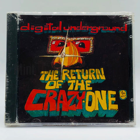 Digital Underground: The Return Of The Crazy One/Carry The Way: CD Single