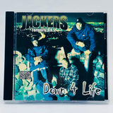 Jackers: Down 4 Life: CD