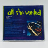 Knucklehedz: All She Wanted: CD Single