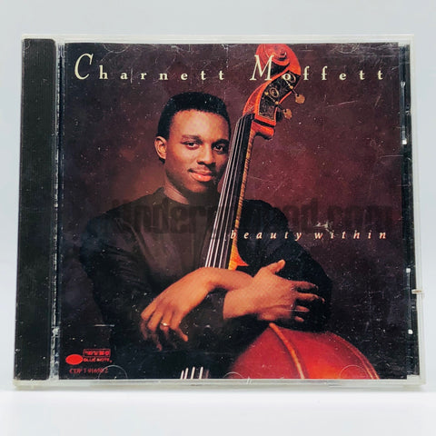 Charnett Moffett: Beauty Within: CD