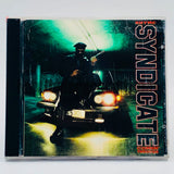 Rhyme Syndicate: Comin' Through: CD