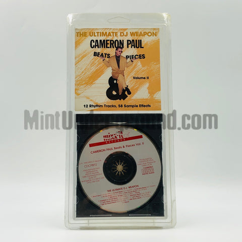 Cameron Paul: Beats & Pieces Vol. II (The Ultimate D.J. Weapon): CD