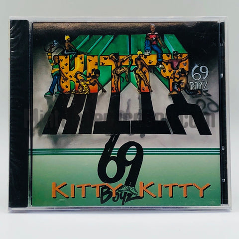 69 Boyz: Kitty Kitty: CD Single