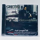 Rich The Factor: Ghetto Russell Simmons: CD