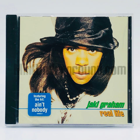 Jaki Graham: Real Life: CD