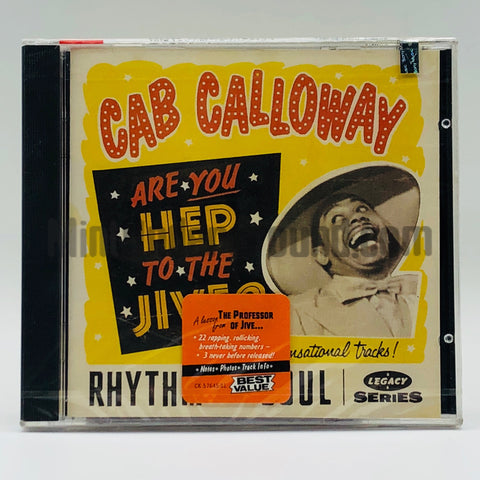 Cab Calloway: Are You Hep To The Jive: CD