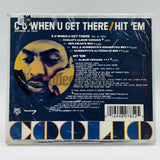 Coolio featuring 40 Thevz: C U When U Get There/Hit 'Em: CD Single