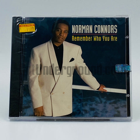 Norman Connors: Remember Who You Are: CD