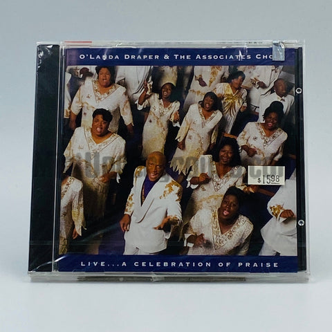 O'Landa Draper And The Associates Choir: Live... A Celebration Of Praise: CD