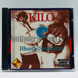 Kilo: Bluntly Speaking: CD