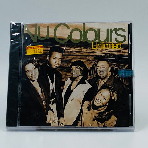 Nu Colours: Unlimited: CD