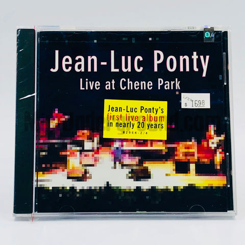 Jean-Luc Ponty: Live At Chene Park: CD