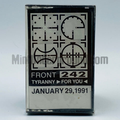 Front 242: Tyranny For You: Cassette