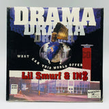 Lil Smurf & Inz: Drama/What Can This World Offer: CD