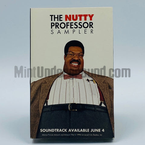 Various Artists: The Nutty Professor Sampler: Cassette Single