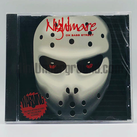 Nightmare On Bass Street: CD