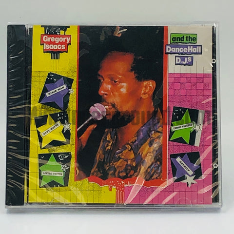Gregory Isaacs: Gregory Isaacs & The Dance Hall DJ's: CD