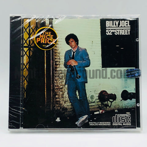 Billy Joel: 52nd Street: CD