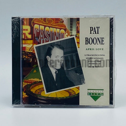 Pat Boone: April Love: CD
