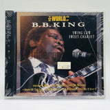 B.B. King: The World Of B.B. King/Swing Low Sweet Chariot: CD