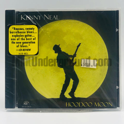 Kenny Neal: Hoodoo Moon: CD