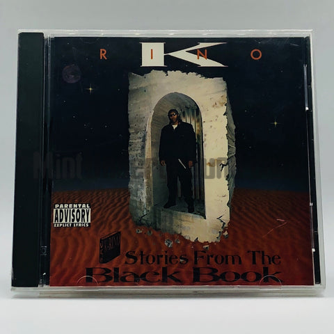 K-Rino: Stories From The Black Book: CD