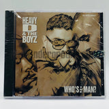 Heavy D & the Boyz: Who's The Man: CD Single
